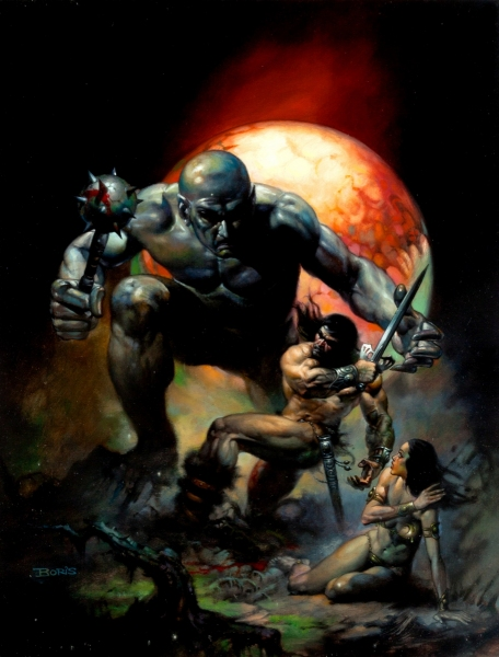 Savage Sword of Conan #15