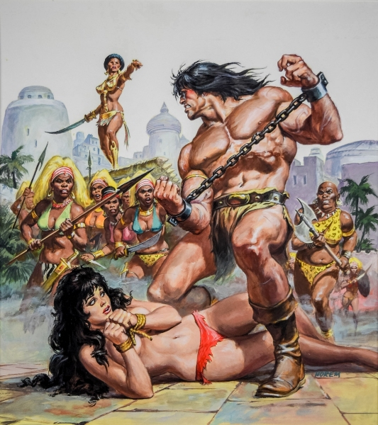 Earl-Norem-Conan-in-chains