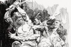 Conan of Cimmeria Illustration