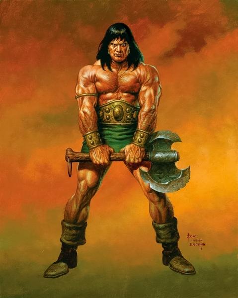 Conan after Buscema