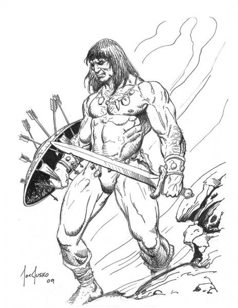 Conan Sketch FINAL