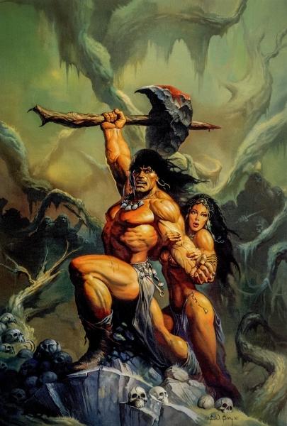 Conan-the-Savage