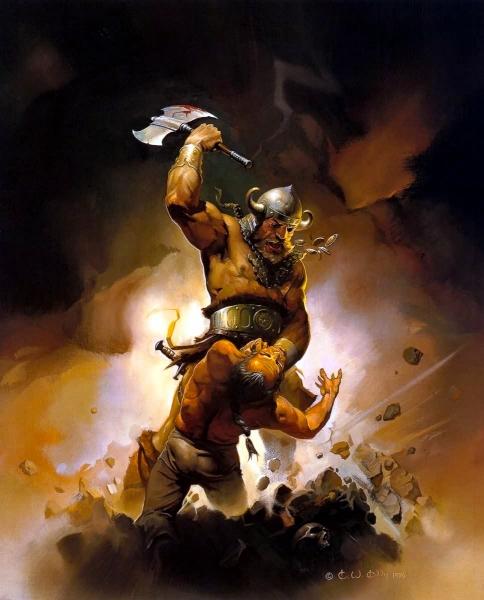 Revenge of the viking