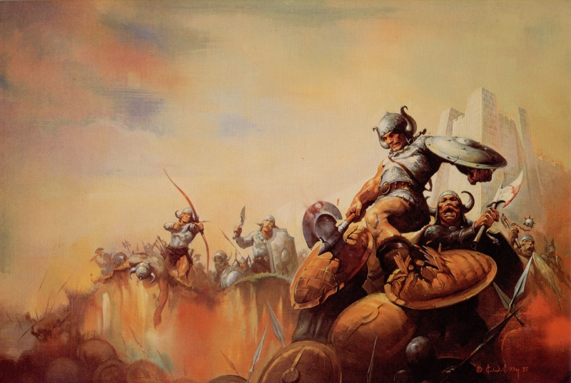 Marchers of Valhalla