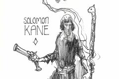 Solomon Kane by Gary Gianni