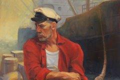 Sailor Steve Costigan by Thomas Gianni