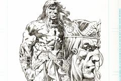 Tomas-Giorello-King-Conan-Pencil-Illustration